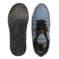 Mens Denim Blue Sports Shoes