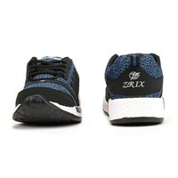 Mens R Blue & Black Sports Shoes