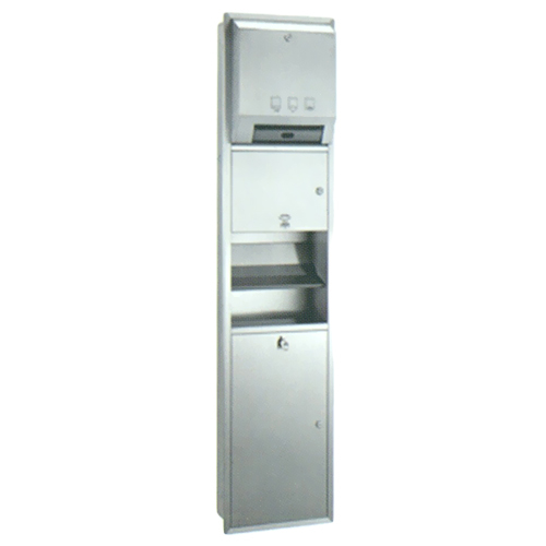 Multifunction Washroom Dispenser