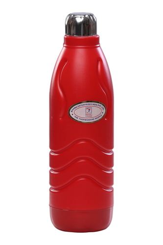 Insulated Plastic Water Bottle