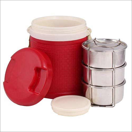 Plastic Thermoware Lunch Boxes