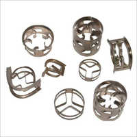 Steel Pall Rings