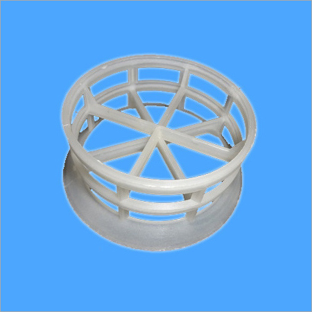 PVDF Helix Packing Ring
