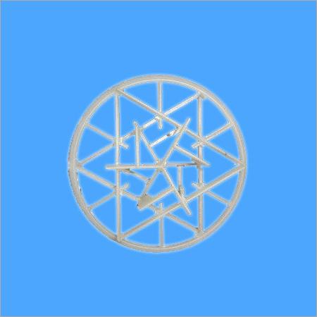 PVDF Snowflake Ring