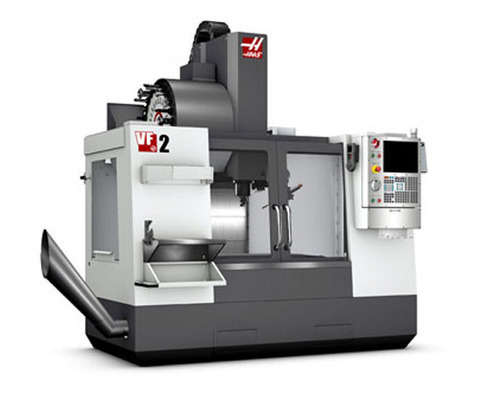 Computerized VMC Machine job work
