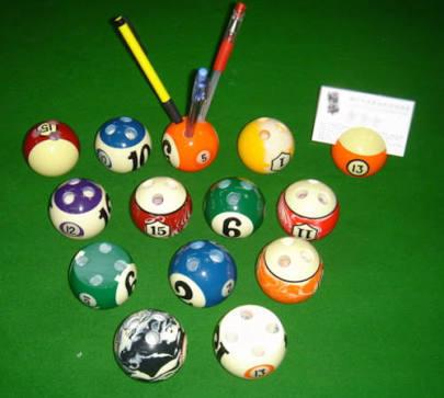 Billiard Table Accessories