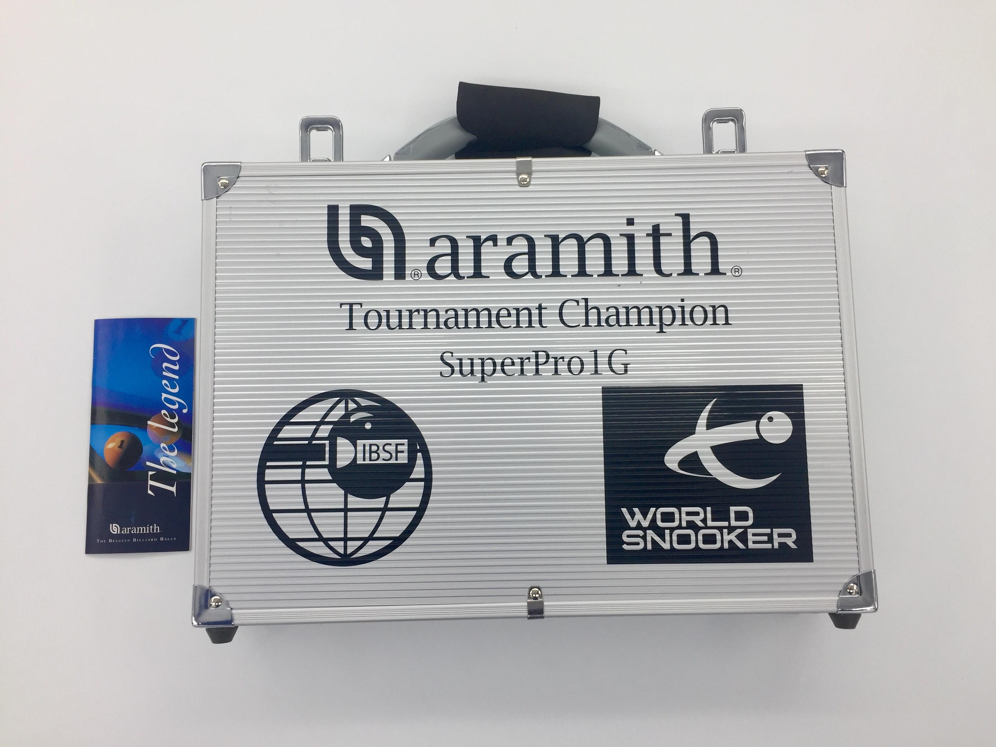 Aramith 1G Snooker Balls