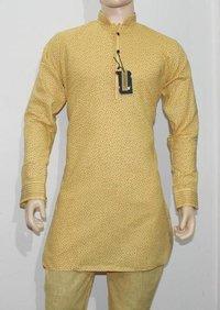 Printed Pathani Suit