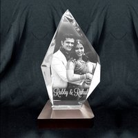 3D Crystal Personalized Gift (3D-Iceberg)