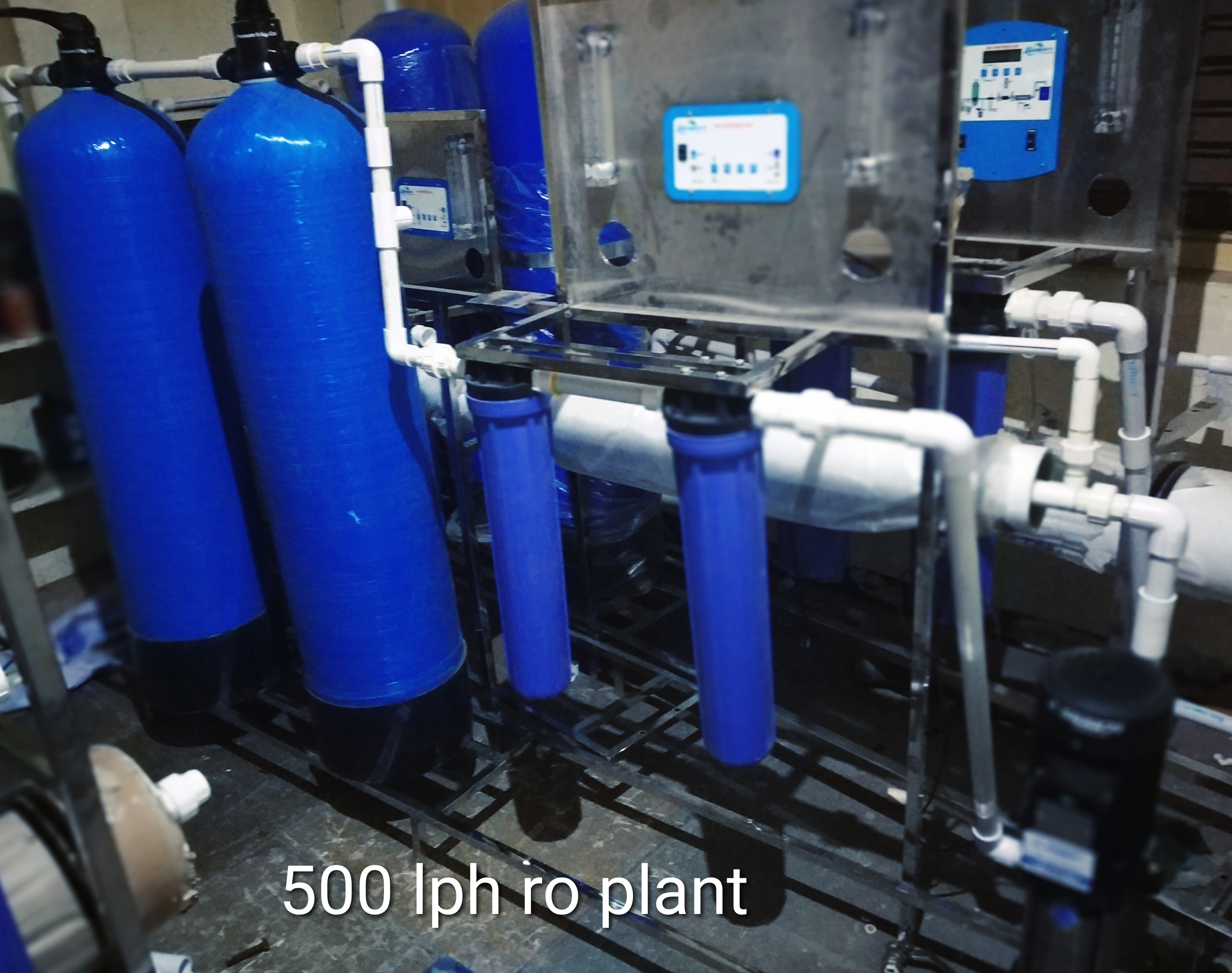 RO Plant 100 LPH To 2000 LPH