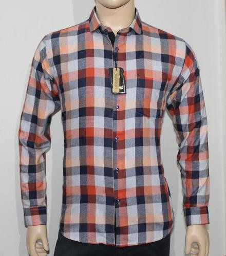 Men's Checked Shirts