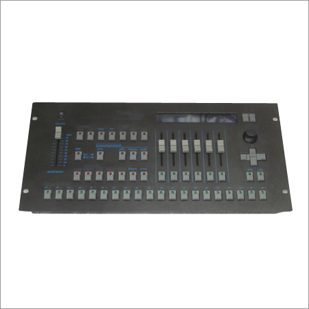 DMX512 Controllers