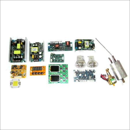 D.J. Lights Spare Parts