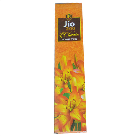 Jio 200 Classic Incense Sticks