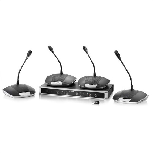 Wireless Bosch Digital Conference System