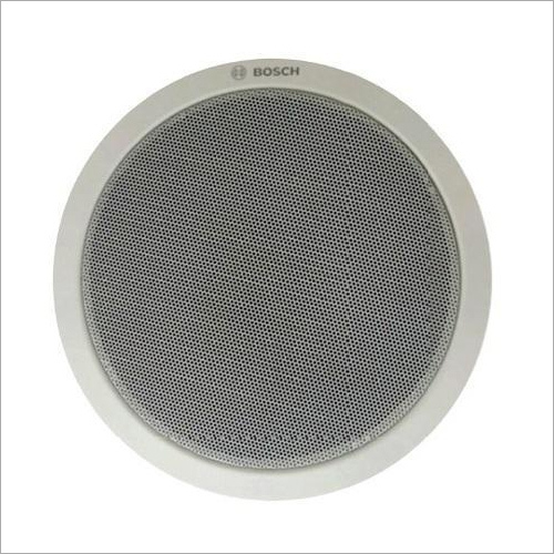 Bosch 12 Watt Metal Grill Ceiling Speaker