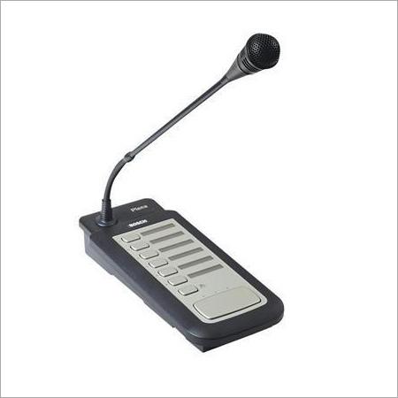 BOSHC Plena Voice Alarm Call Station