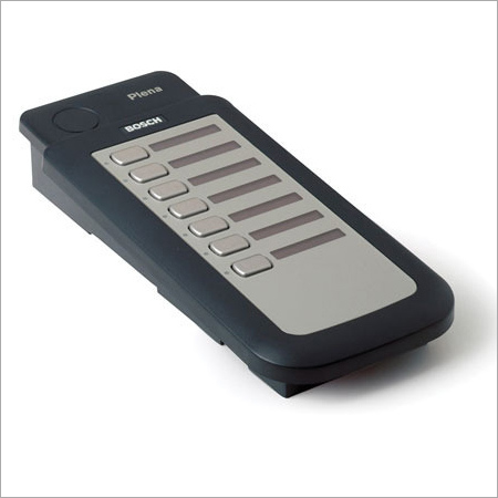 BOSCH  Plena Voice Alarm Keypad