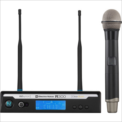 Bosch Wireless Microphones
