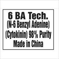 6 Ba N6 Benzyladenine