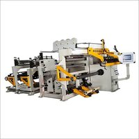 Transformer Foil Winding Machine