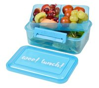 Plastic Lunch Box Set