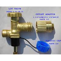 LPG Cylinders Valves