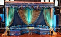 Muslim Pakistani Mehandi Stage Decor Set