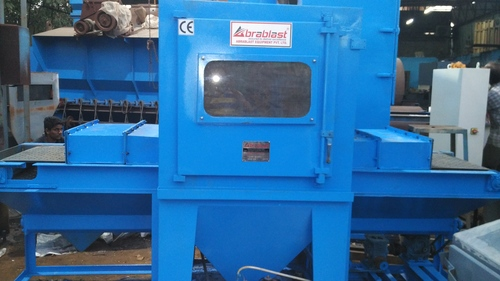 Cabinet Shot Blasting Machines
