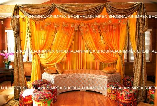 Majestic Mehndi Stage
