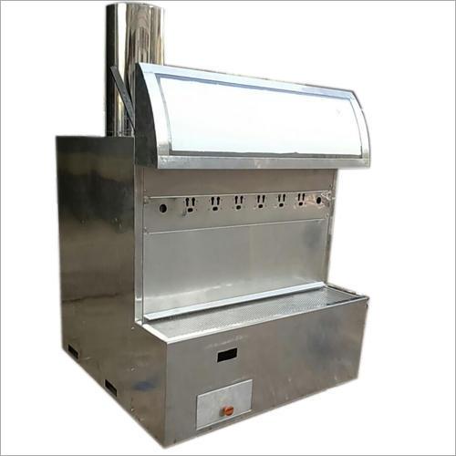 Stainless Steel Soda Machine Body