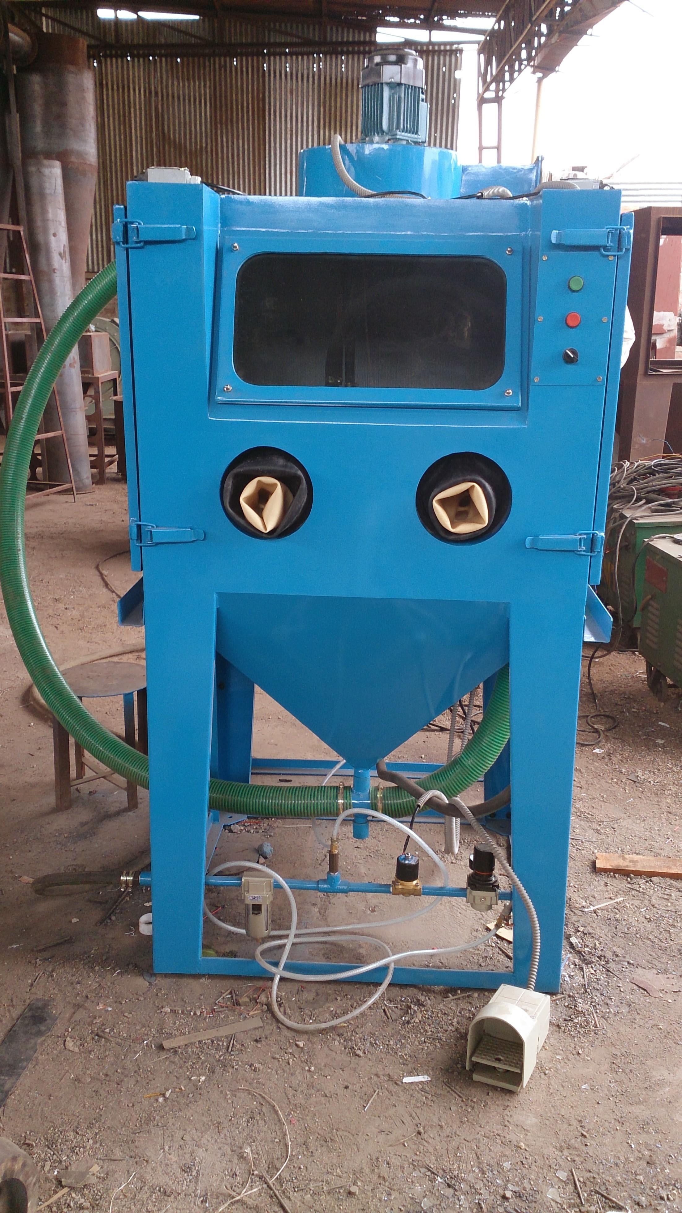 Super Blaster Machine