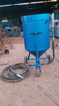 Portable Sand Blasting Machine AB-P7-501R