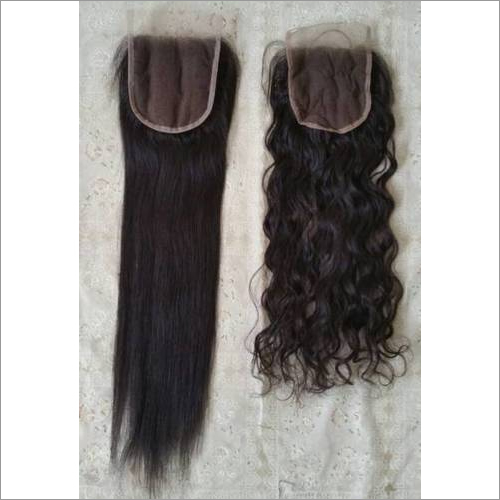 Raw curly lace closures