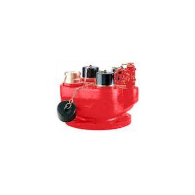 4-Way Fire Hydrant Valve