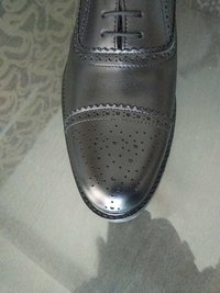MEN'S FORMAL BLACK LEATHER SHOES