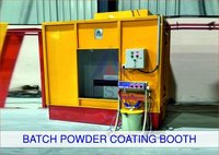 Batch Powder Booth