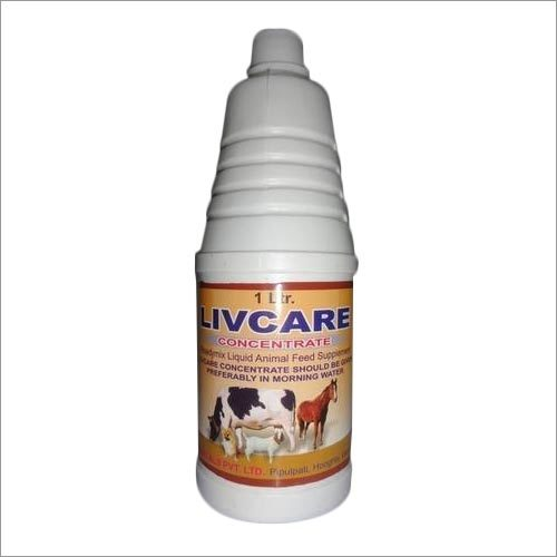Animal Livcare Liquid Feed Supplement