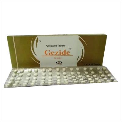 Gliclazide 80mg Tablet