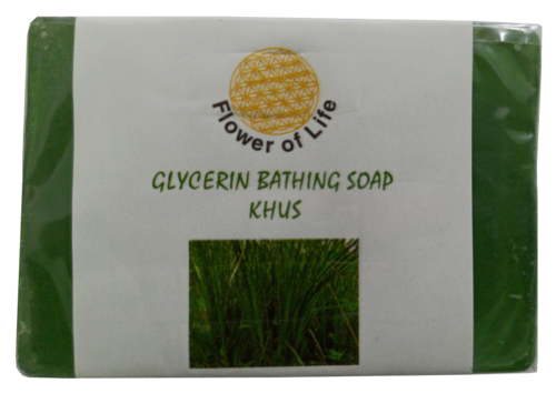 Khus Glycerin Bathing Soap