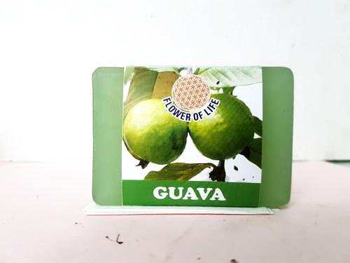 Guava glycerin soap