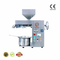 Mini Commercial Oil Press Machine