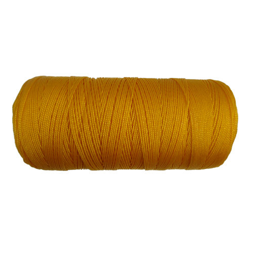 Orange Fishing Twine