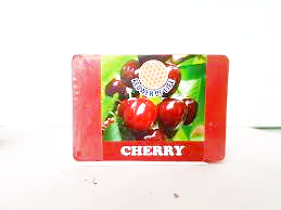Cherry glycerin soap