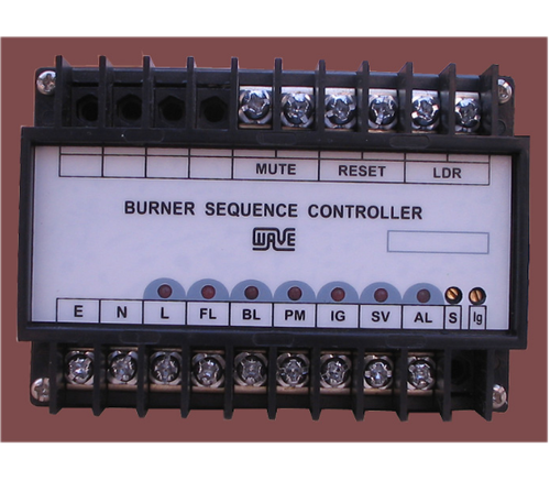 Burner Sequence Controller