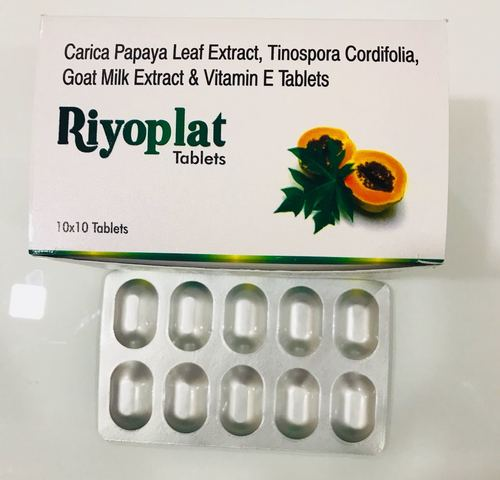 CARICA PAPAYA TABLETS