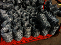 Galvanized Barbed Iron Wire