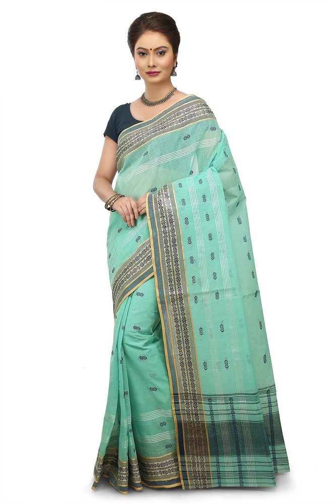 Ladies Cotton Tant Sarees
