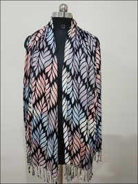 Ladies Print Shaded Multi Stoles