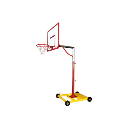 Basketball Poles And Boards